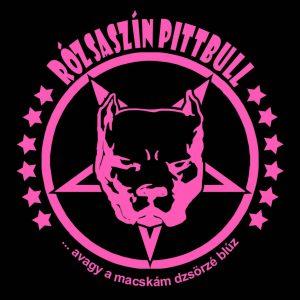 Rózsaszín Pittbull zenekar logó